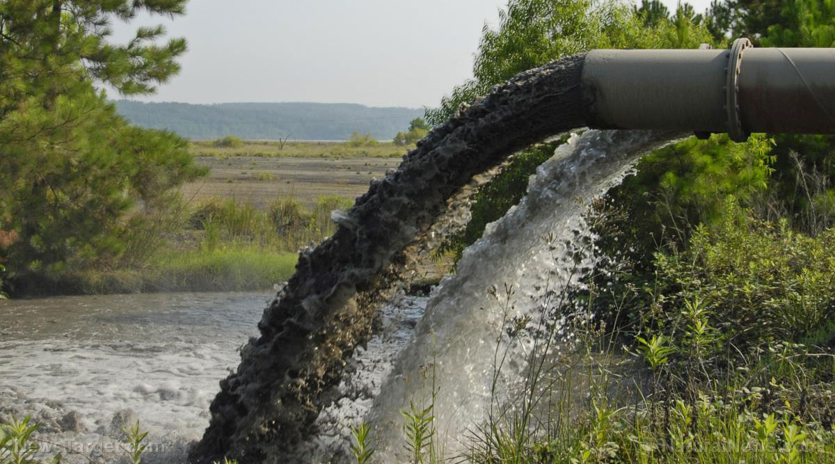 Fear Of Drinking Tap Water